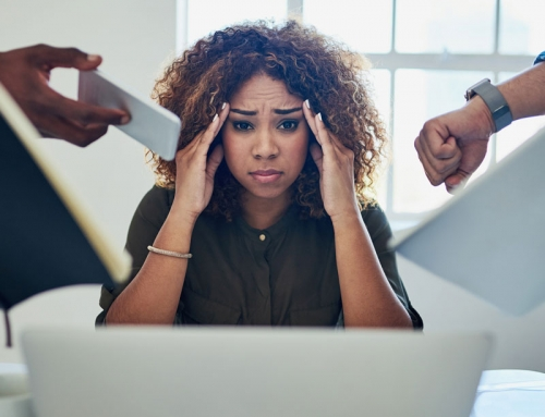 5 Tips To Help You Stress Less