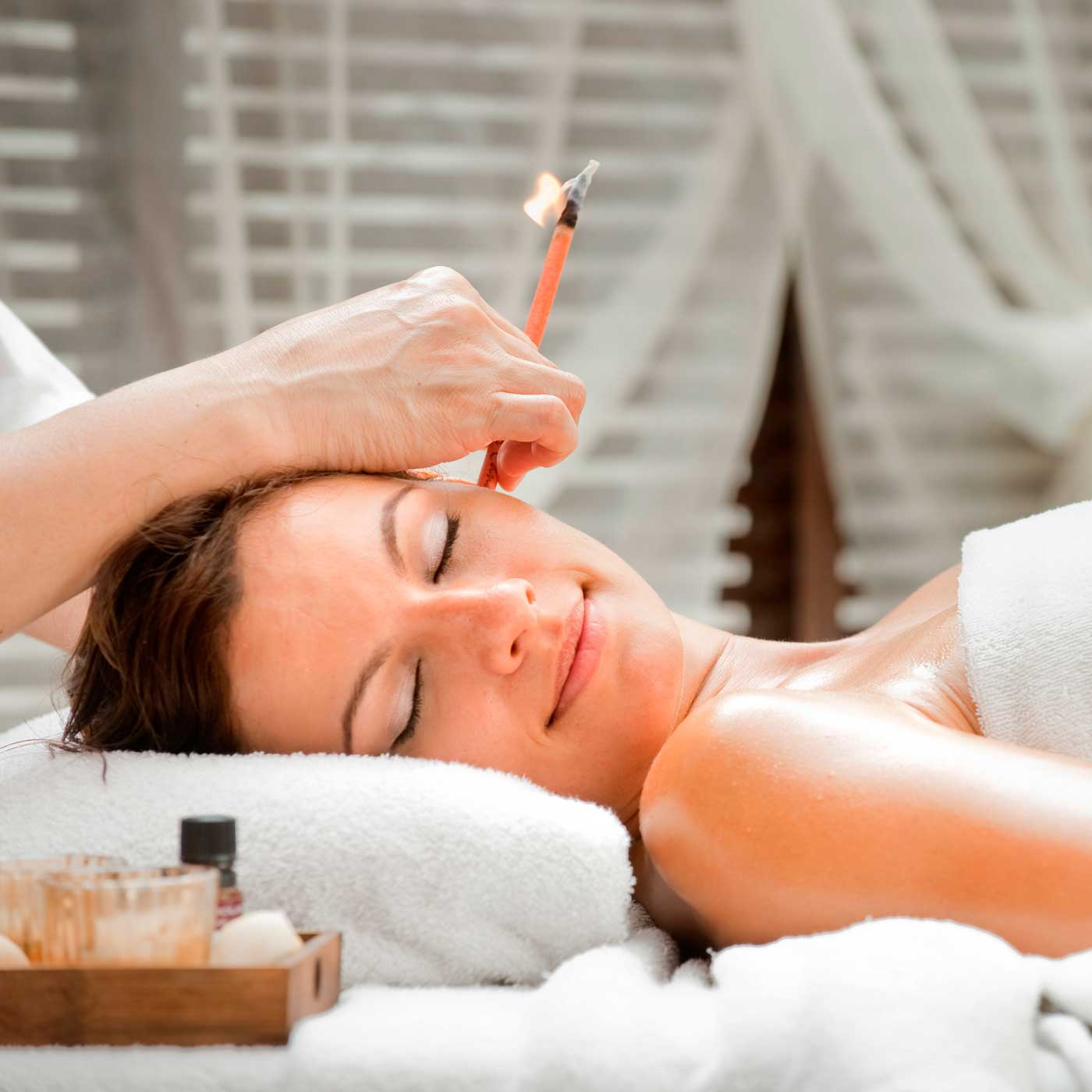 Ear Candling Naturopathic Services