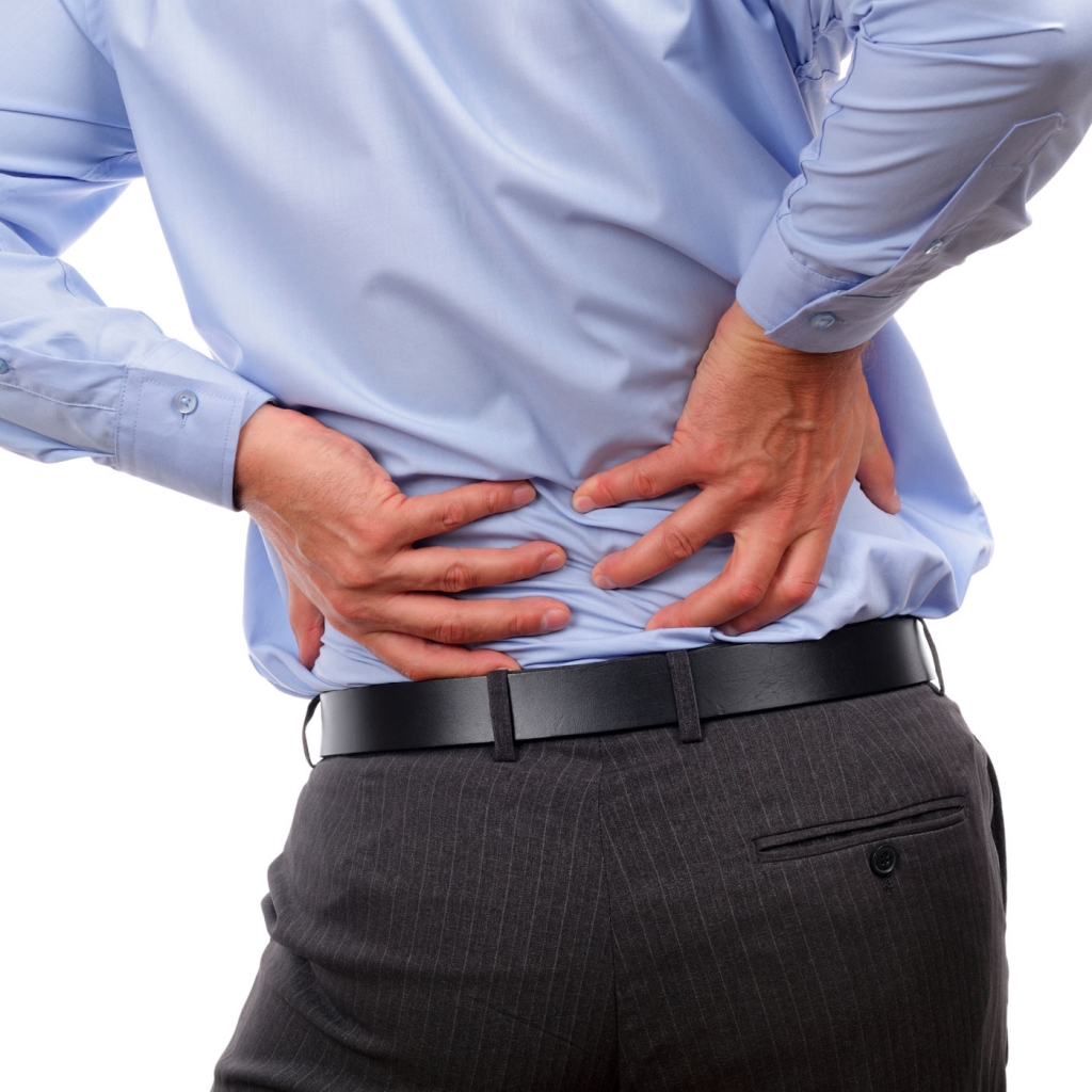 Back and Lower Back Pain Treatment