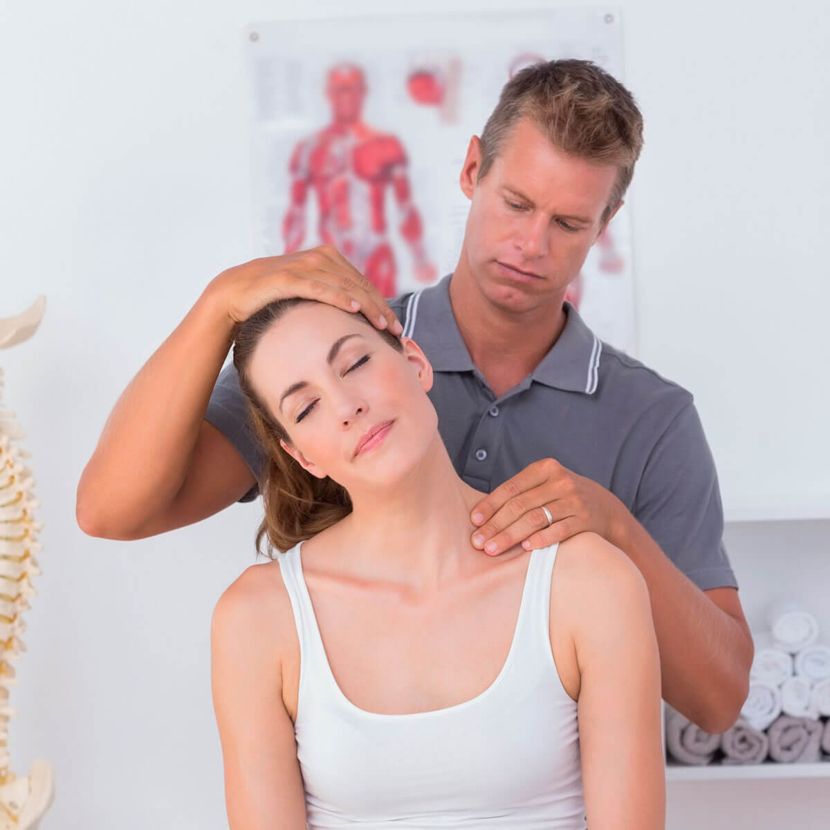 Essential Chiropractic and Healthcare Clinic - Gonstead Chiropractic Neck Adjustment Chiropractic Health