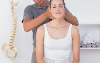 Essential Chiropractic and Healthcare Clinic - Improve Quality of Life Chiropractic Adjustment on Neck