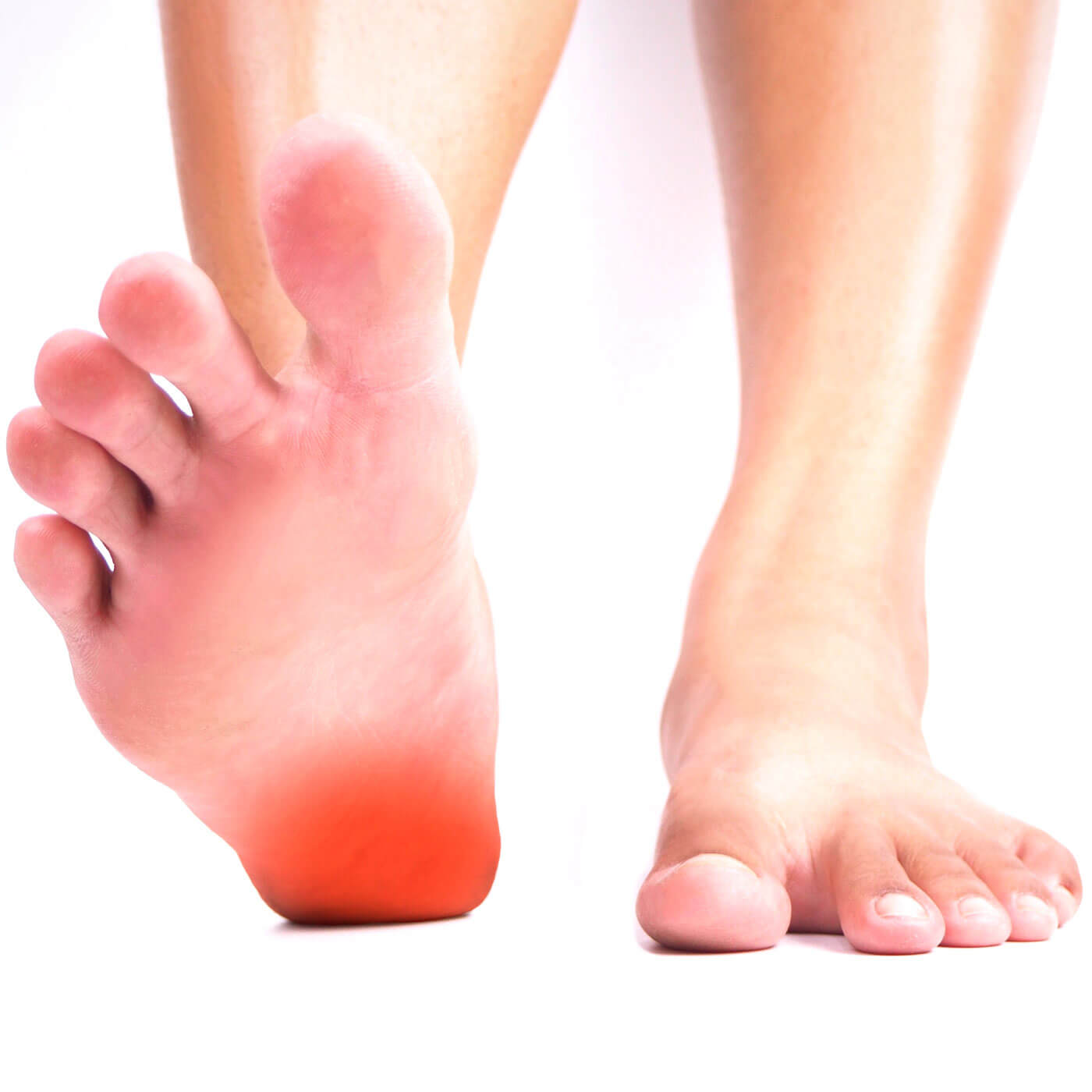 Essential Chiropractic and Healthcare Clinic - Podriatric Treatment for Heel Spurs